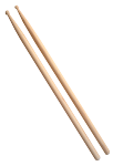 Starter Drum Sticks - 5A